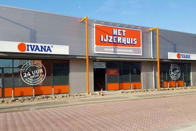 IJzerhuis winkel Amsterdam