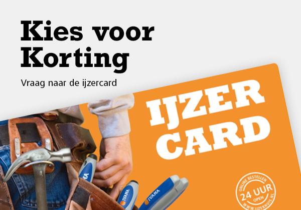 IJzerhuis IJzercard